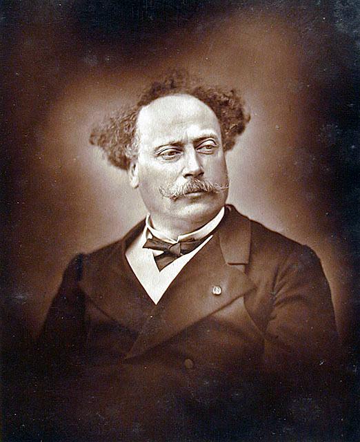 Alexandre Dumas, un auteur romantique