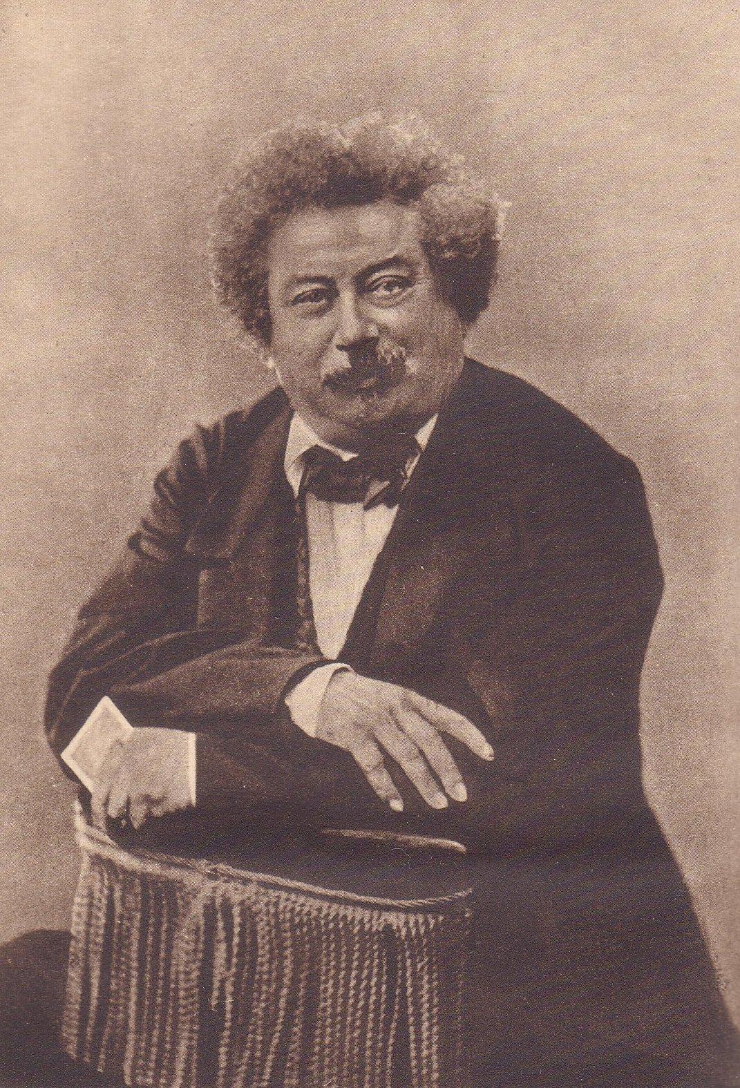 la vie d'Alexandre Dumas