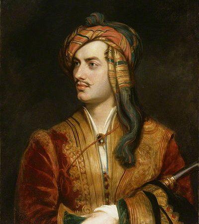 Lord Byron histoire et biographie de Byron