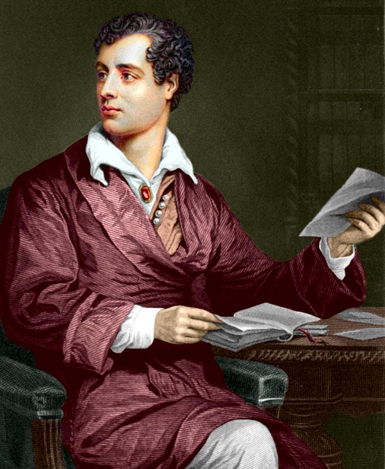 Histoire de Lord Byron