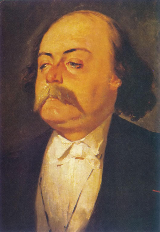 Gustave Flaubert, un auteur romantique