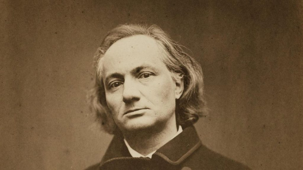Charles Baudelaire, un poète romantique